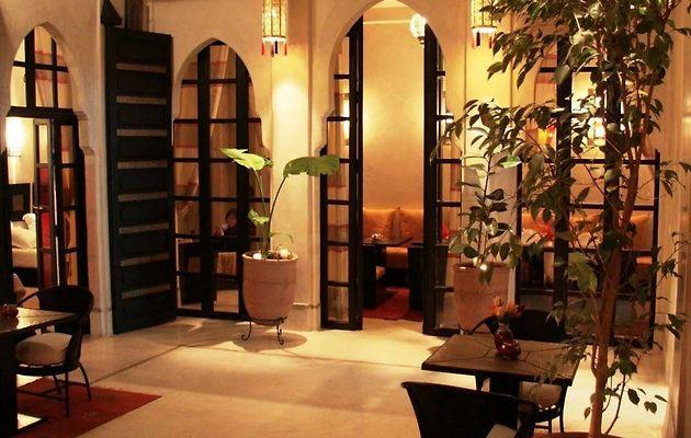 HOTEL RIAD DIANA, MARRAKESCH ****